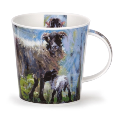 C/GORM ANIMALS ON CANVAS SHEEP