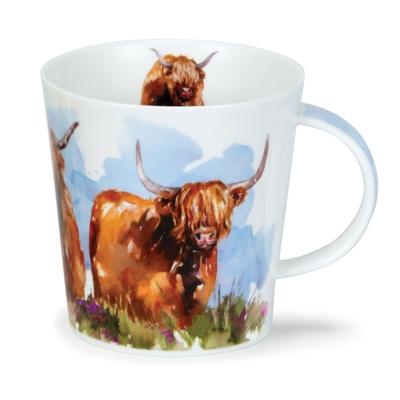 CAIRNGORM HIGHLAND COWS