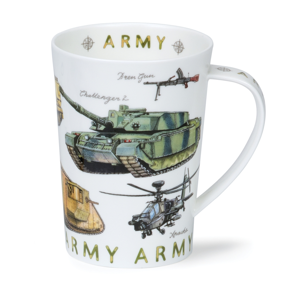 ARGYLL ARMED FORCES ARMY