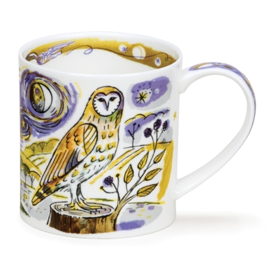 ORKNEY ENCHANTMENT OWL