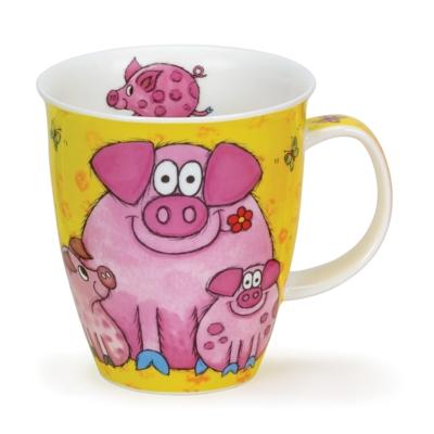 NEVIS BARMY FARMY PIG
