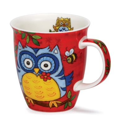 NEVIS OWLS RED