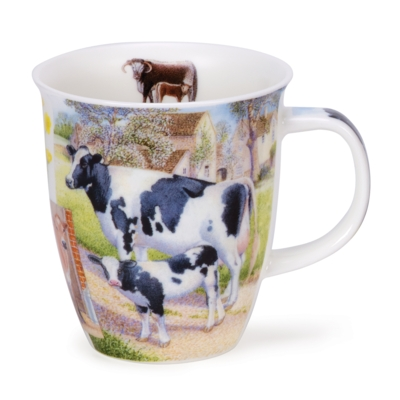 NEVIS COUNTRY LIFE COW