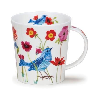 LOMOND BLUEBIRDS RED