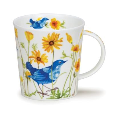 LOMOND BLUEBIRDS YELLOW