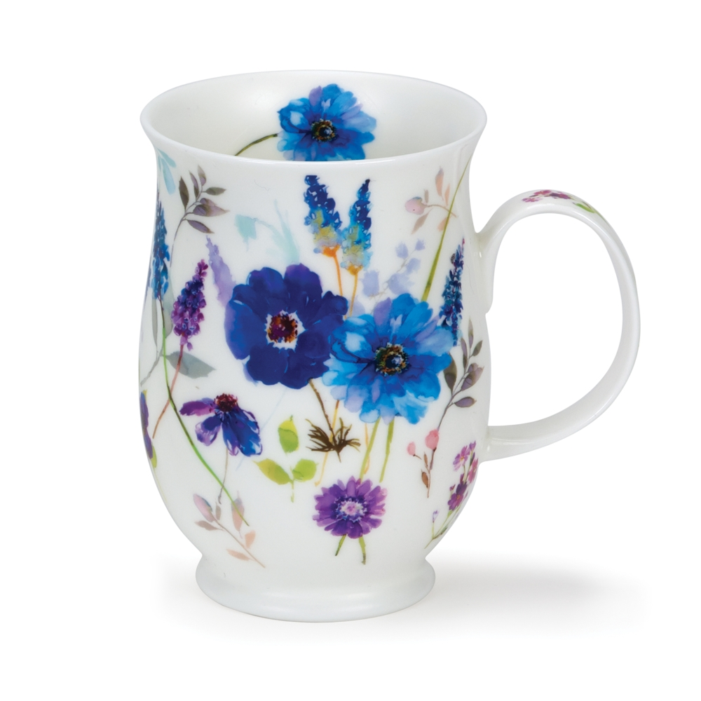 SUFF FLORAL HARMONY BLUE