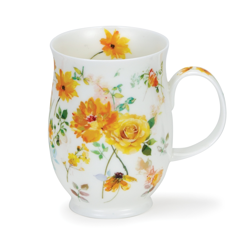 SUFF FLORAL HARMONY YELLOW