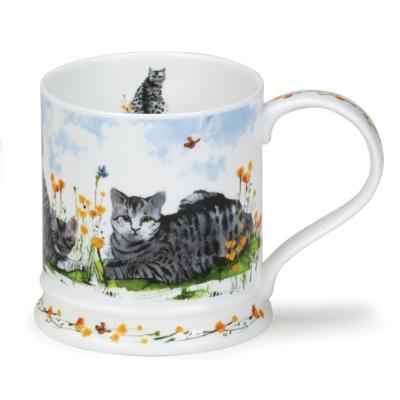IONA GARDEN CATS TABBY