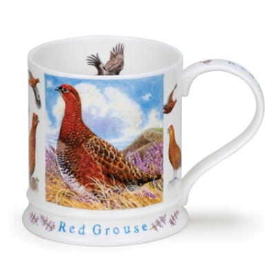 IONA WILDLIFE RED GROUSE