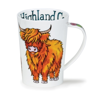 ARGYLL HIGHLAND COW
