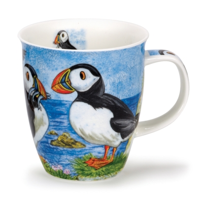 NEVIS H/LAND ANIMALS PUFFIN