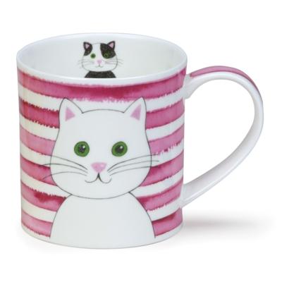 ORKNEY STRIPY CATS PINK