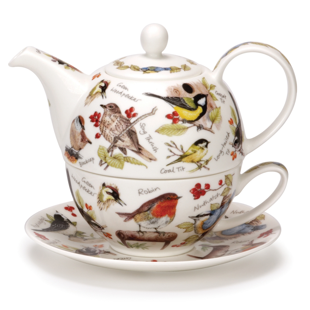 TEA FOR ONE BIRDLIFE