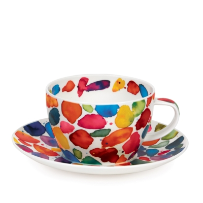 BREAKFAST CUP/SAUCER BLOBS!