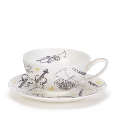 TEA FOR ONE CUP/SAUCER ENCORE