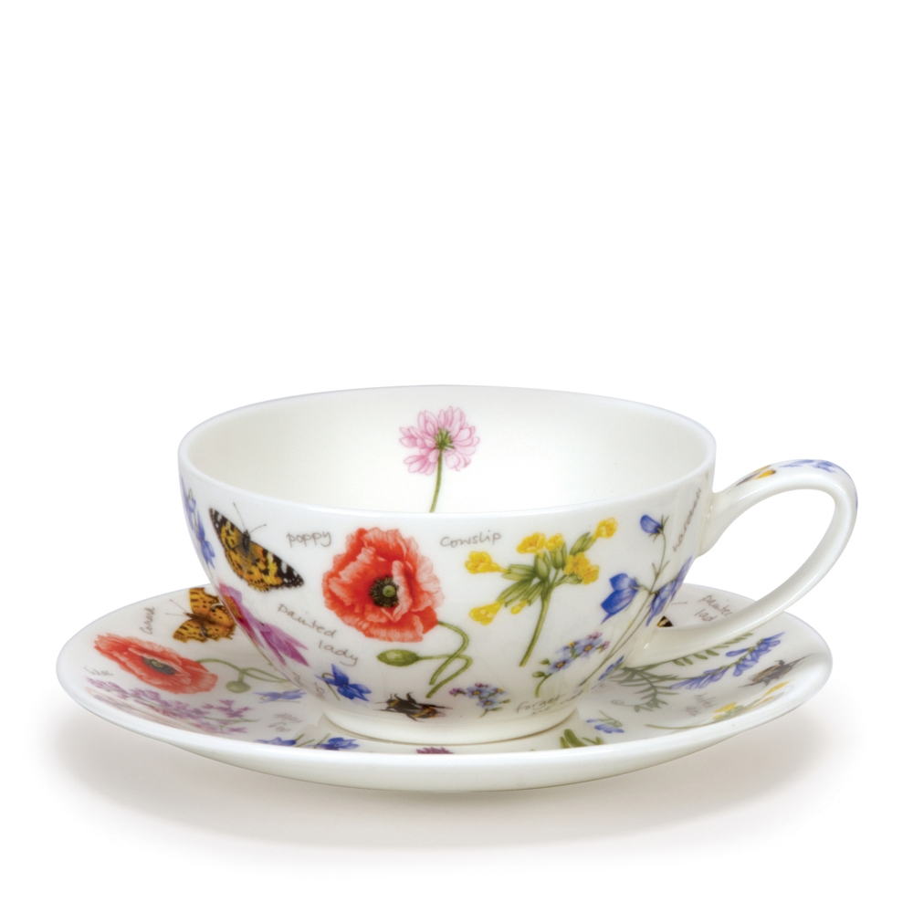 TEA FOR ONE CUP/SAUCER WAYSIDE