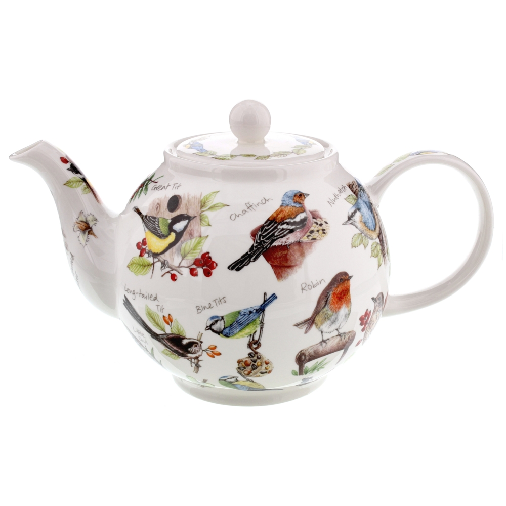 LARGE TEAPOT BIRDLIFE