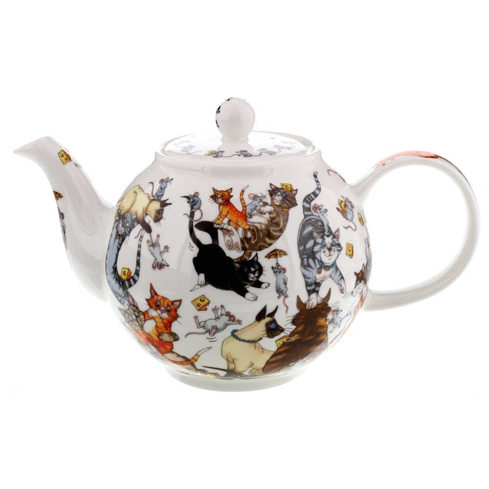 LARGE TEAPOT PUSSY GALORE