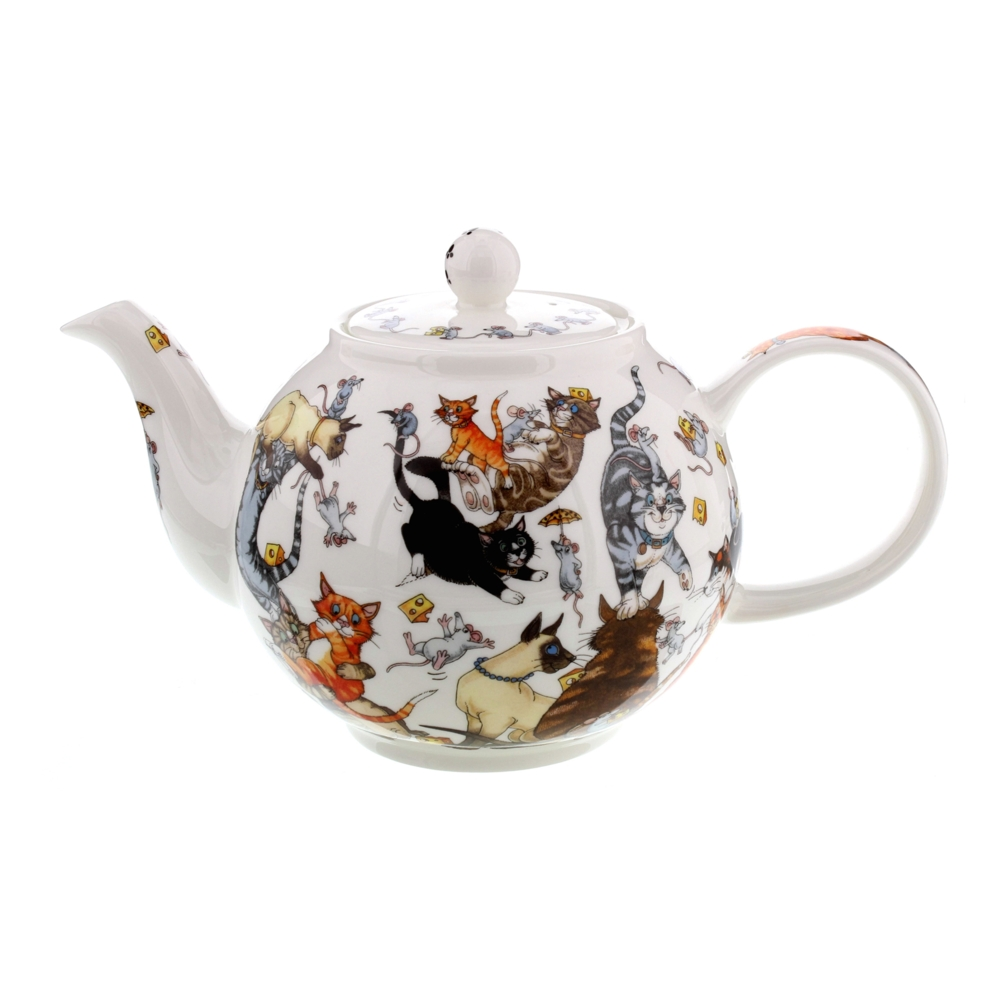 SMALL TEAPOT PUSSY GALORE