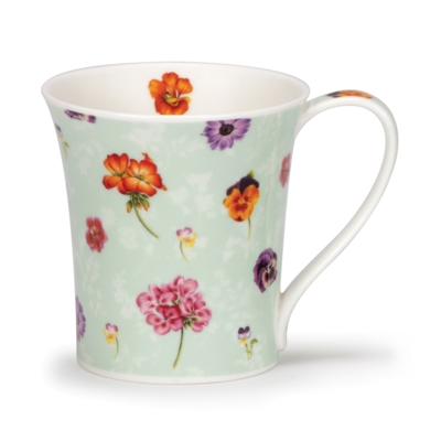 JURA FLORAL CHINTZ ORANGE