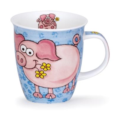 NEVIS CRAZY GANG PIG
