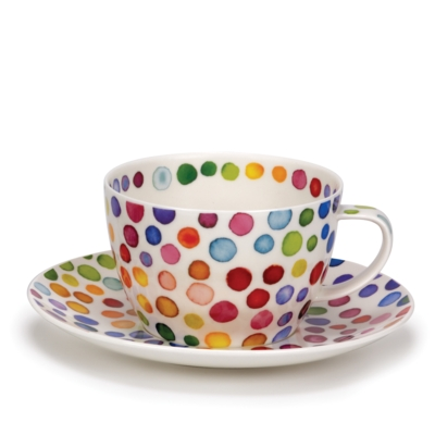 BREAKFAST CUP/SAUCER HOT SPOTS