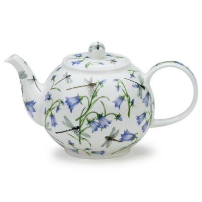 LARGE TEAPOT D/DALE HAREBELL