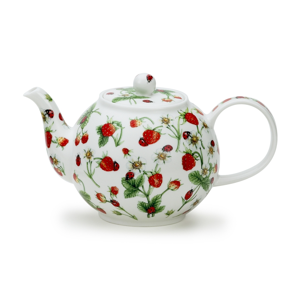 SMALL TEAPOT D/D S/BERRY