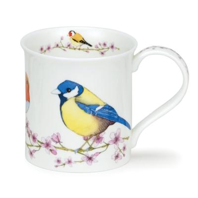 BUTE HEDGEROW BIRDS CHERRY BLO