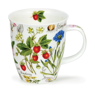 NEVIS FLORAL DIARY STRAWBERRY