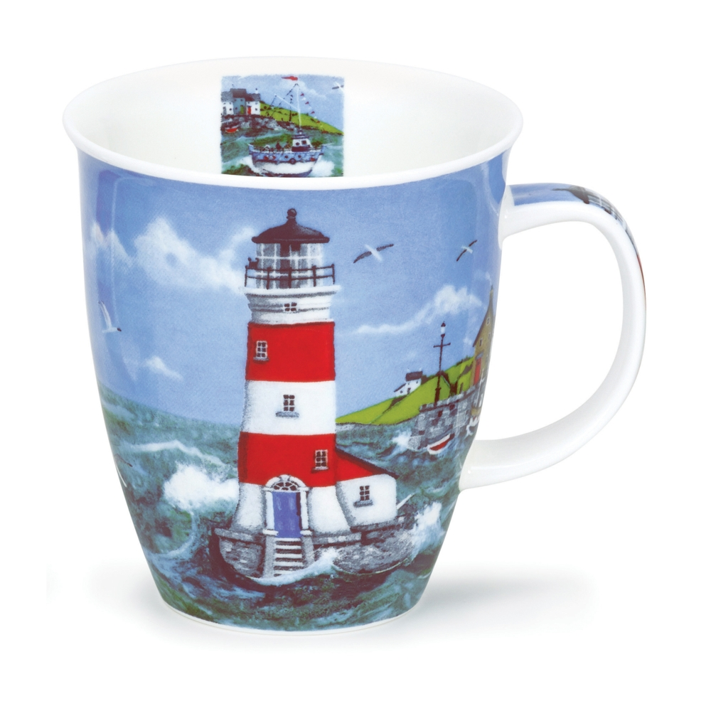 NEVIS LIGHTHOUSES BLUE