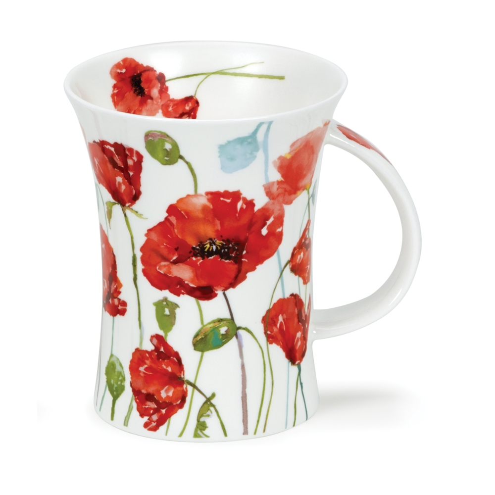 RICH FLORAL BREEZE POPPY