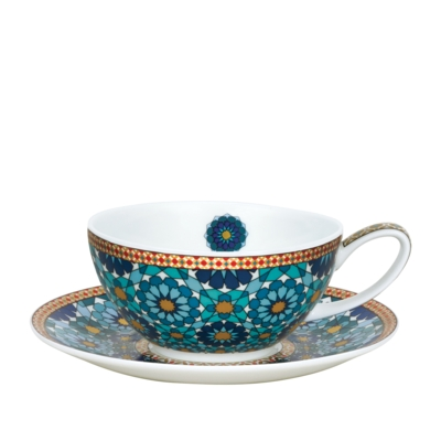 T41 CUP/SAUCER ISHTAR