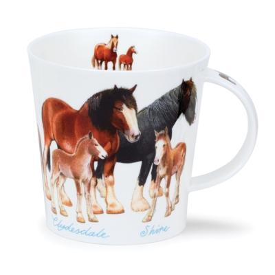 CAIR FARMYARD HORSES