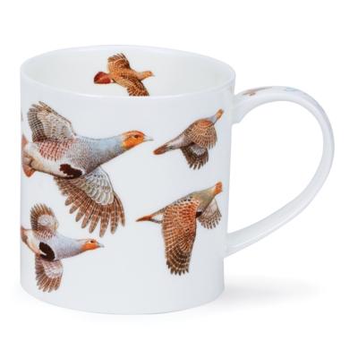Game Birds In Flight