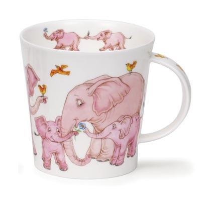 CAIRNGORM TICKLED PINK ELEPHANT
