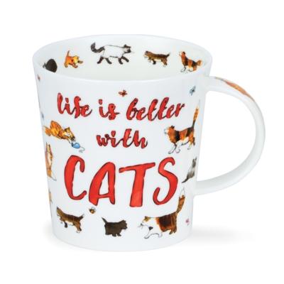 LOMOND SLOGANS CATS