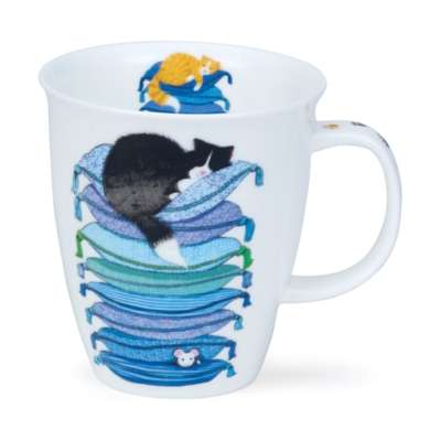 NEVIS SLEEPY CATS BLUE