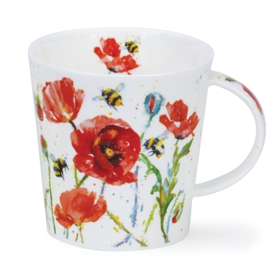CAIR BUSY BEES POPPY