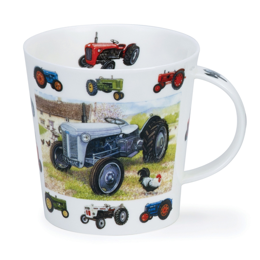 CAIR VINTAGE COLL TRACTOR