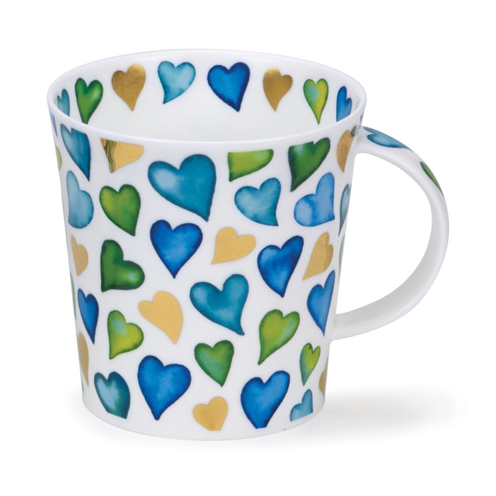 LOMO LOVEHEARTS BLUE