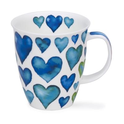 NEVIS HEARTS BLUE