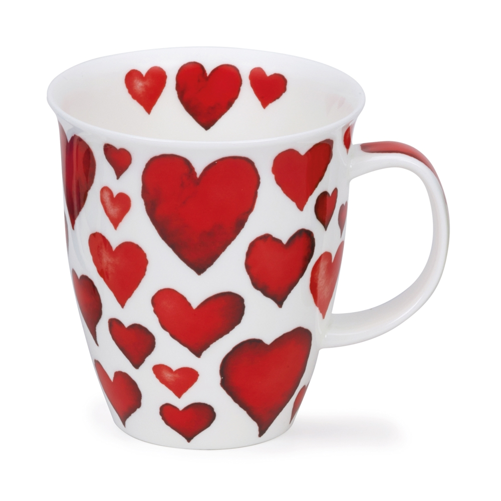 NEVIS HEARTS RED