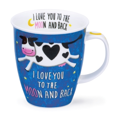 NEVIS LOVED UP COW