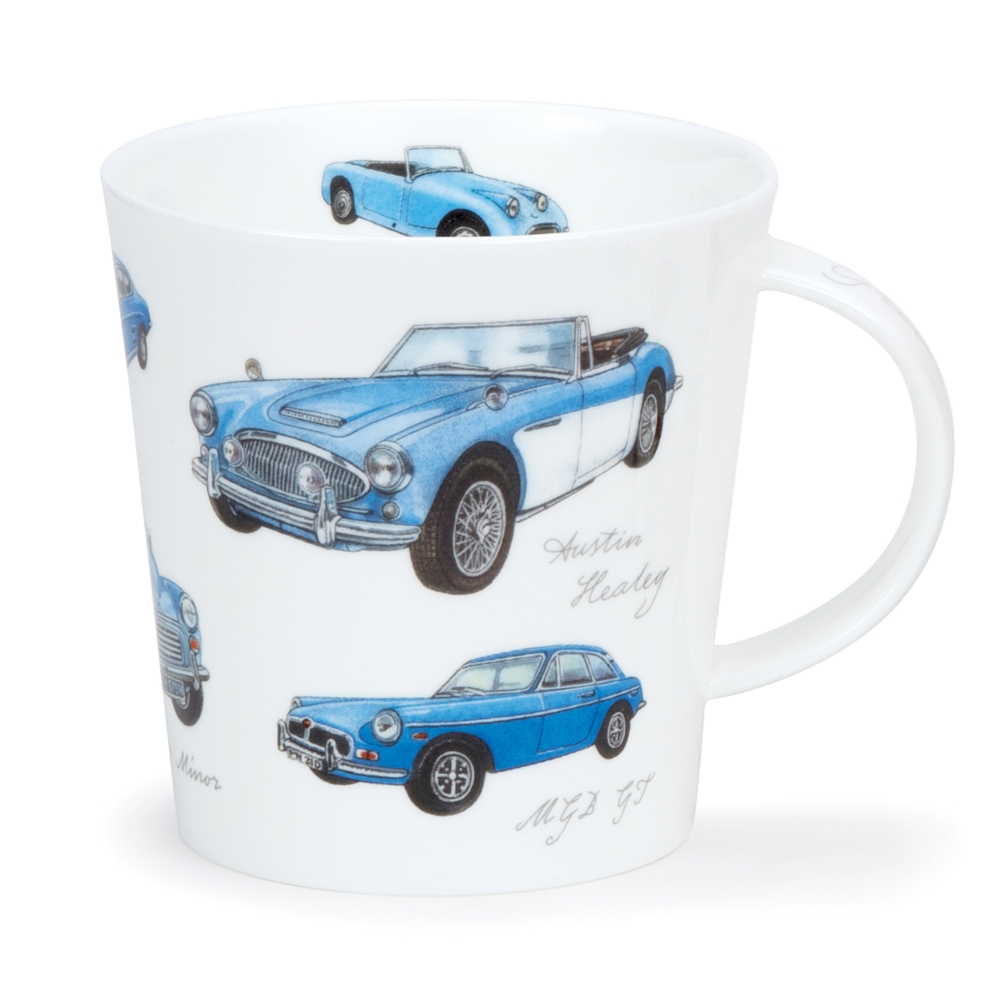 CAIR GREAT CLASSIC CAR BLUE